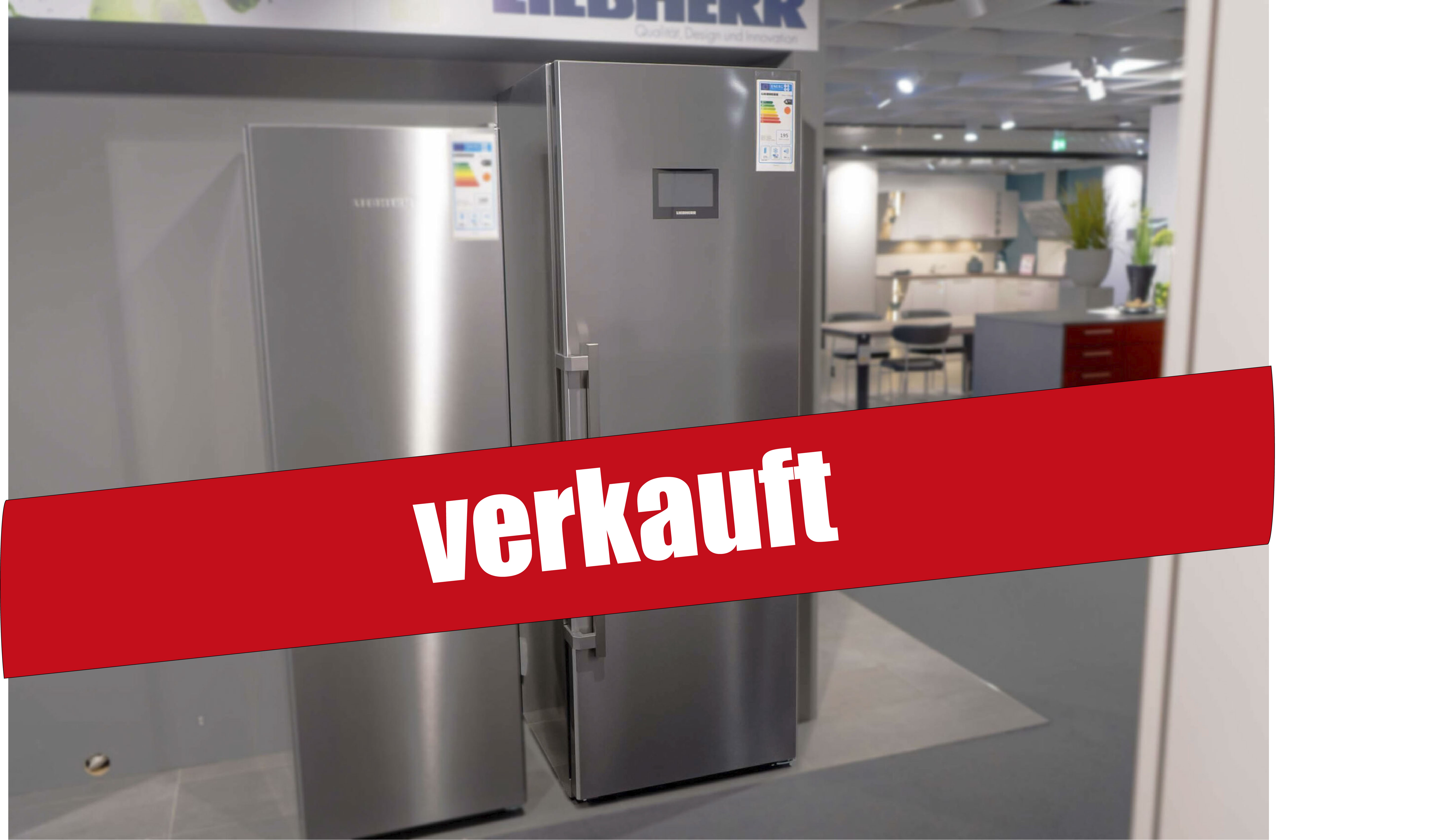Standkühlautomat (Liebherr) CBNes 5778-20