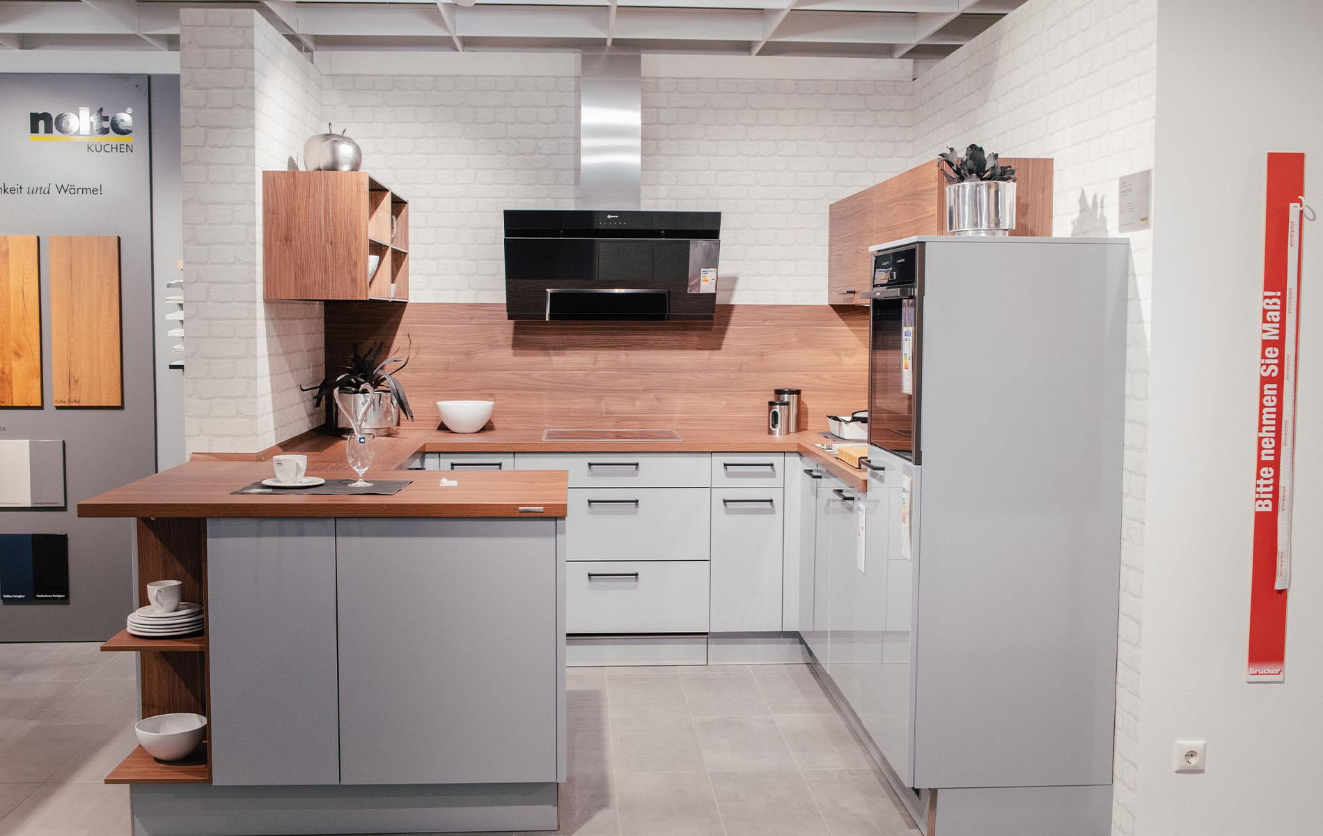 Küche Lux von Nolte