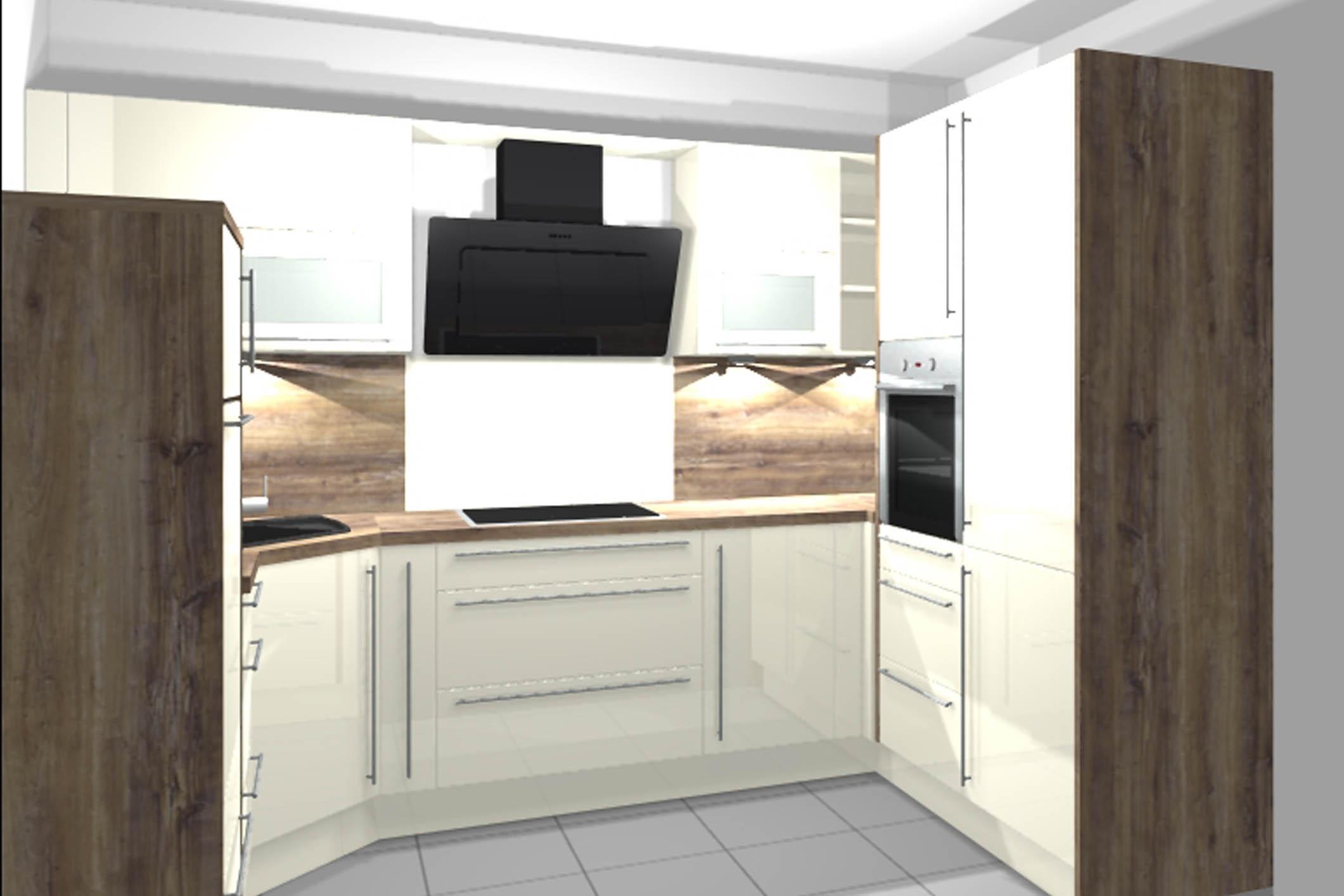 Küche Flash von nobilia