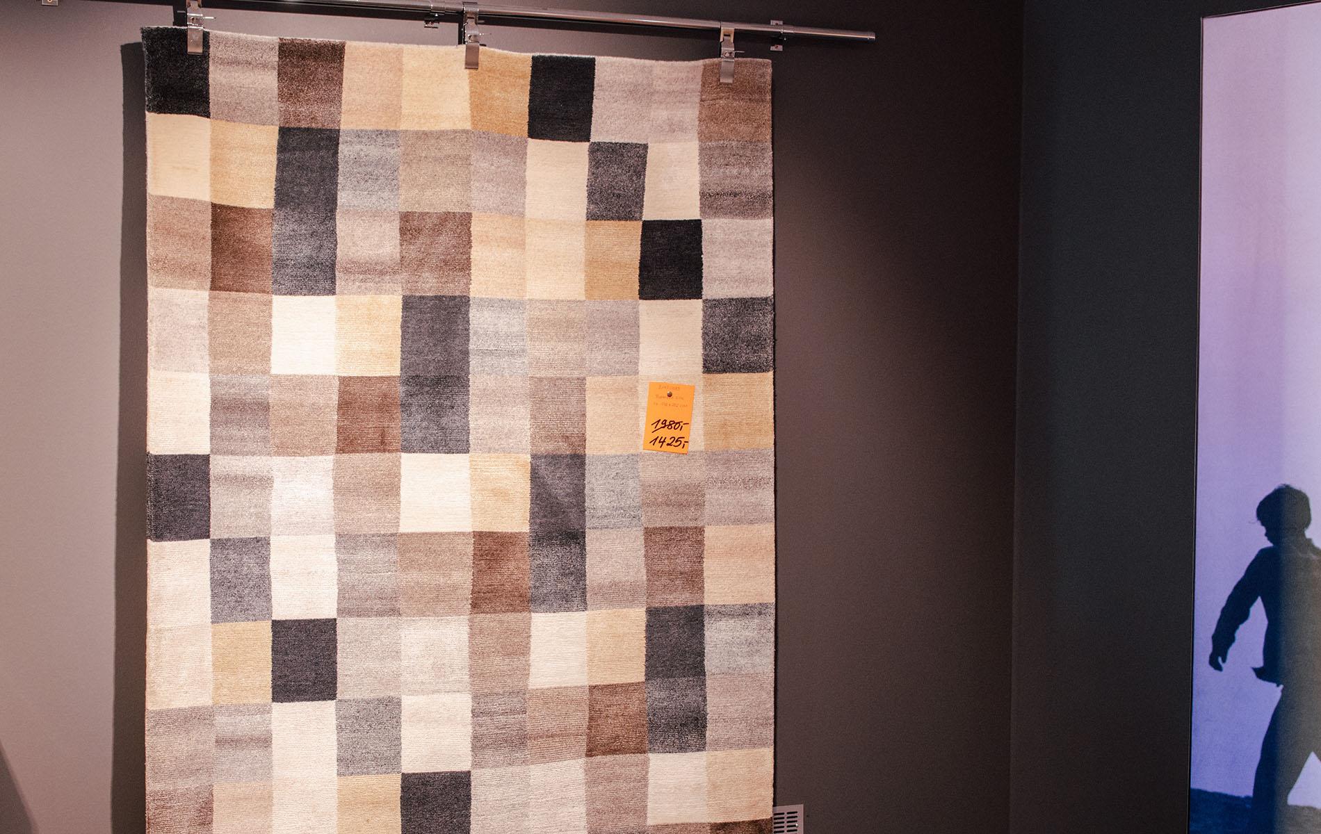 Teppich Bamboo silk