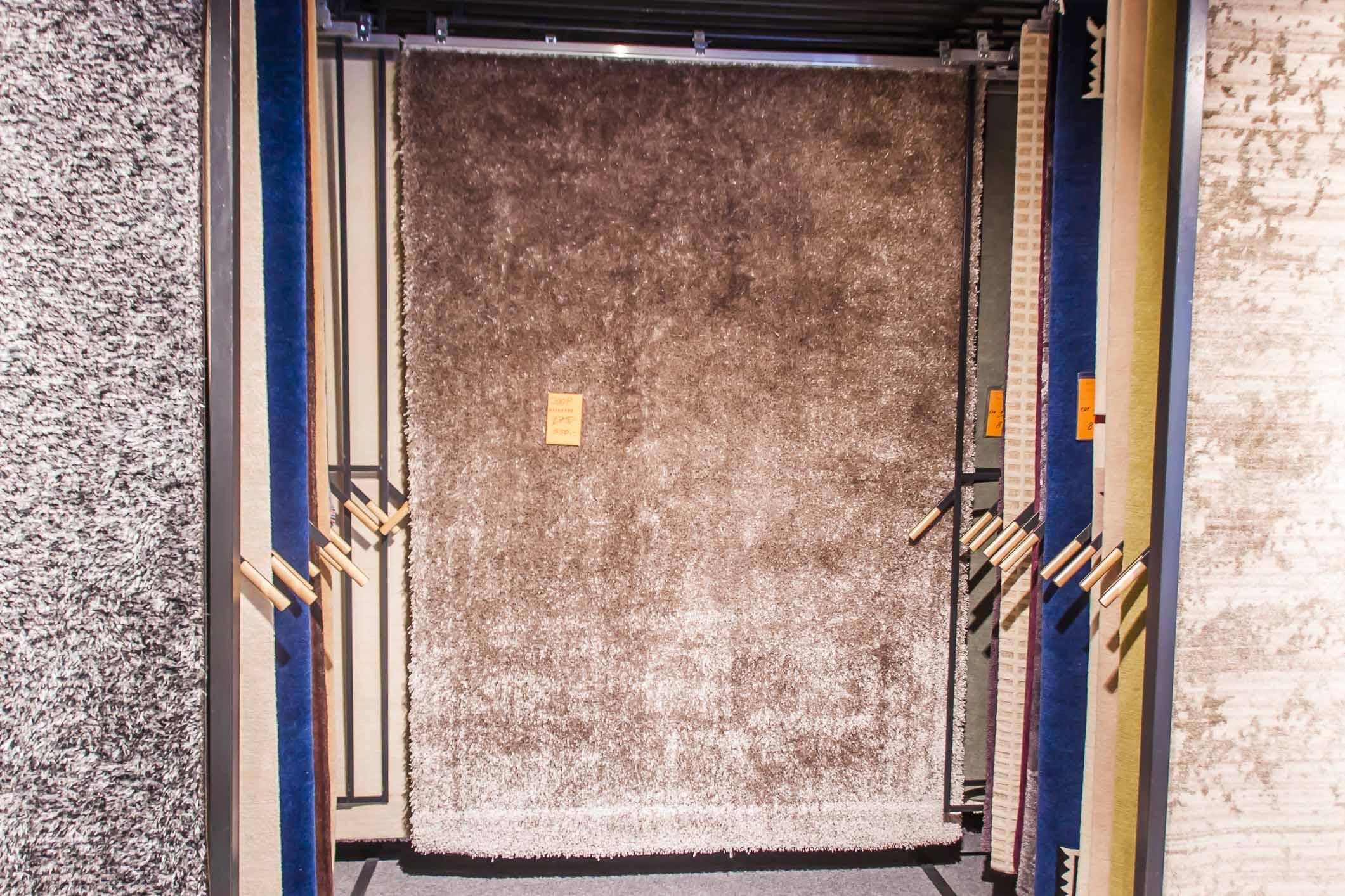 Teppich Curly Platin | Joop