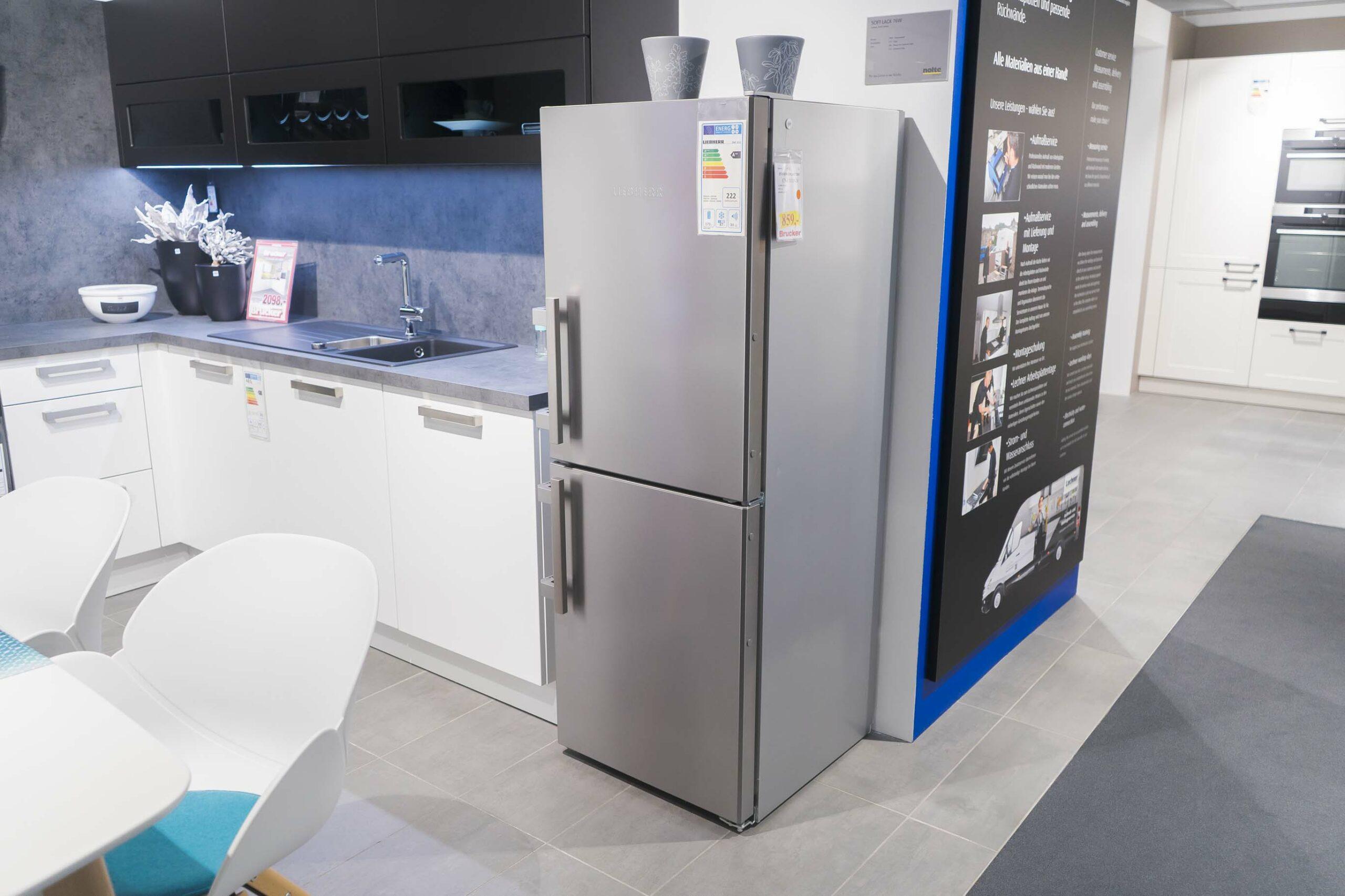 Standkühlautomat Liebherr CNef 3115-20