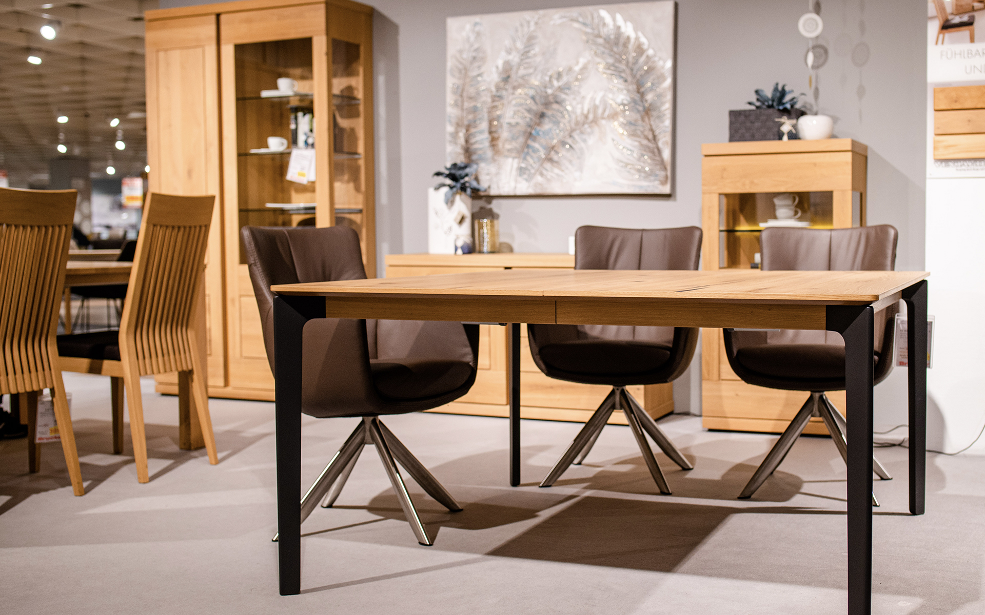 Ela Quadrat - Tisch von Venjakob