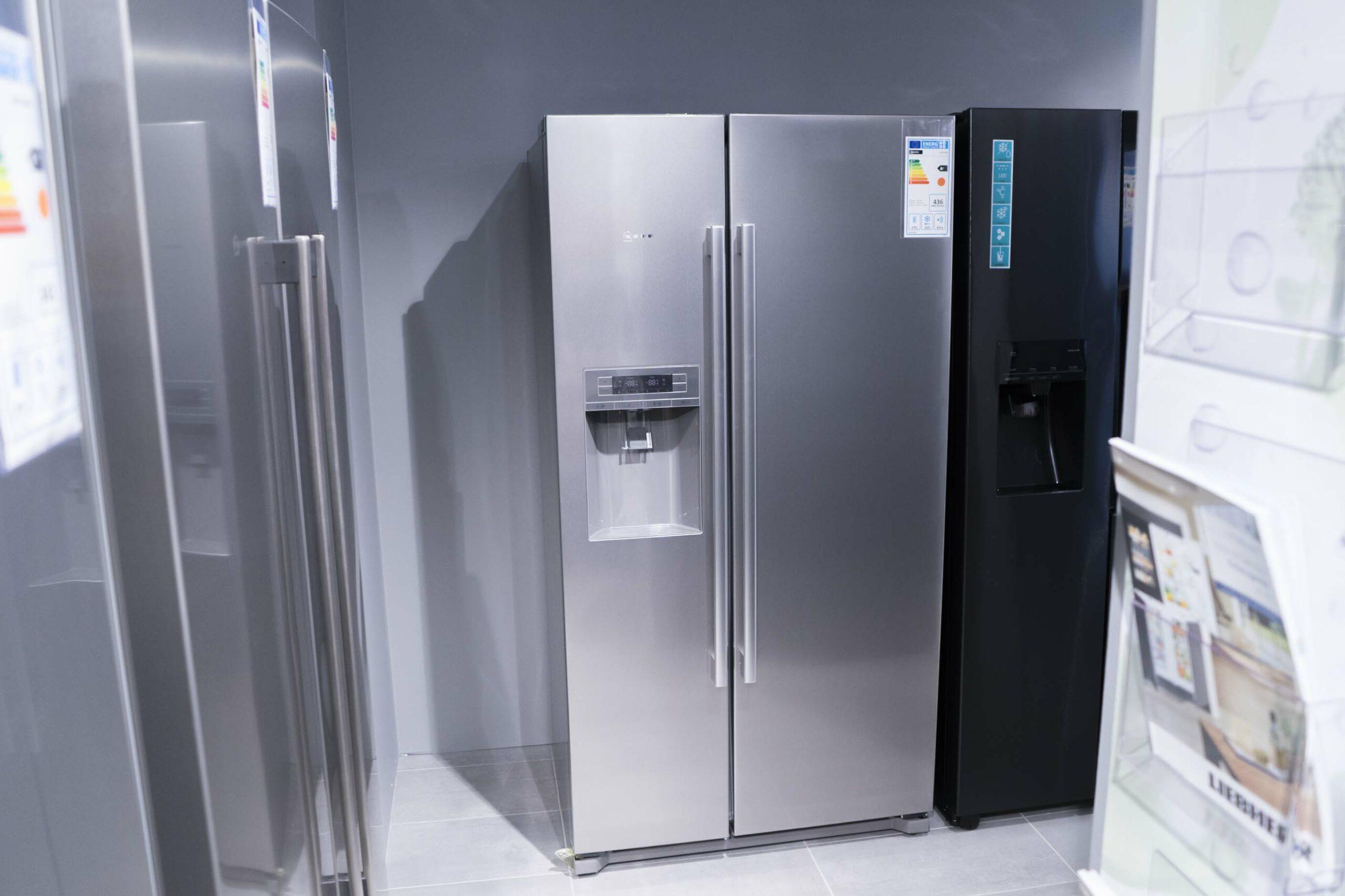 Kühl-Gefrierkombi von neff