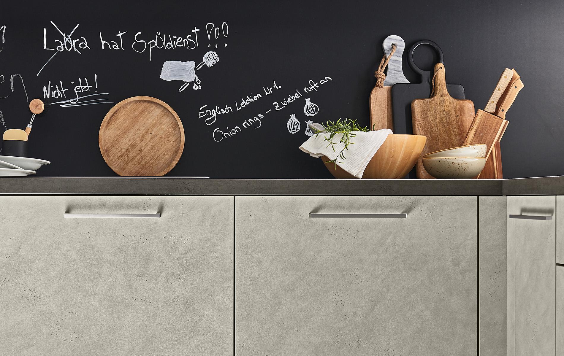 Nolte-Küchenkombination  aus dem Programm Lucca