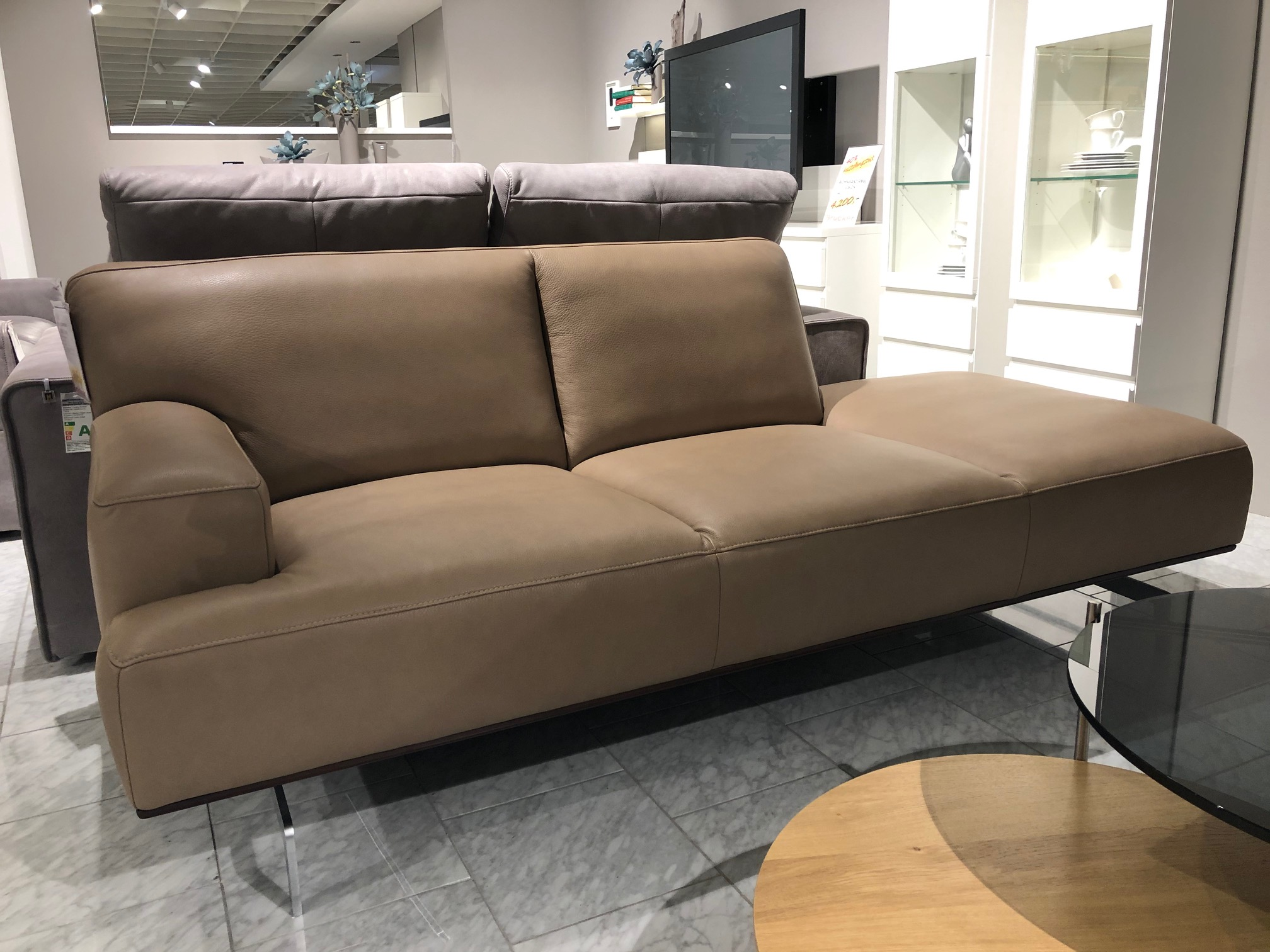 Black Label Toscaa Sofa