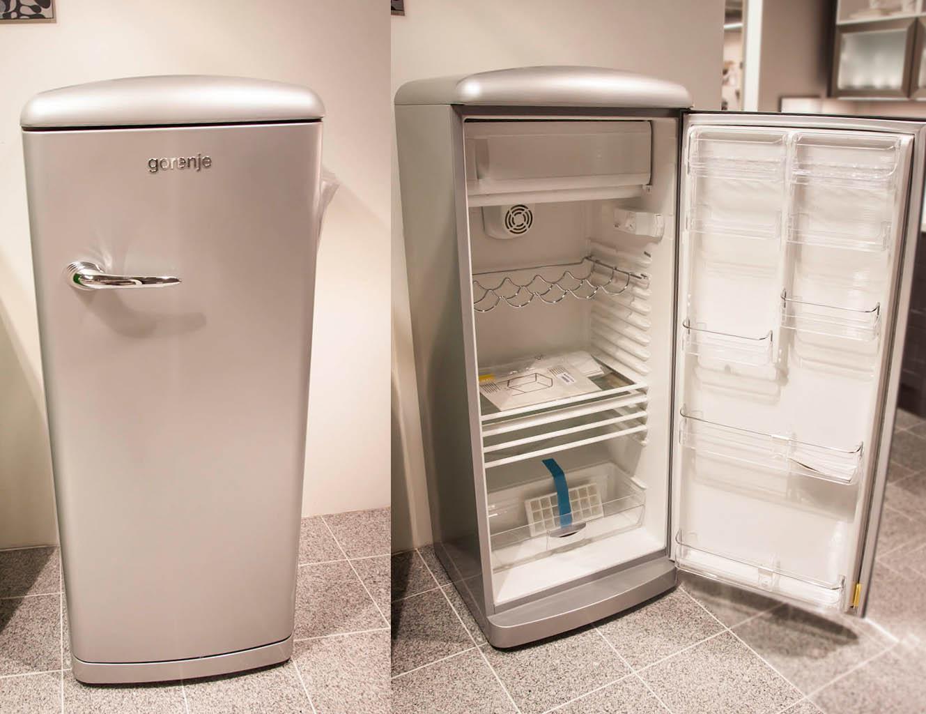 Standkühlschrank RB 6288 OAL (Silber)